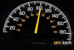 Clocked In At 100 MPH
