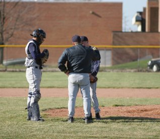 Every team needs a good pitching coach