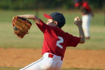 He is catching on to pitching real fast