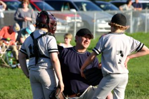 This could be you  baseball coaching