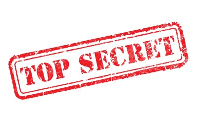 Keep your pitches Top Secret