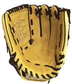 Here is Akadema's AGM 209 Glove which could be used by a pitcher