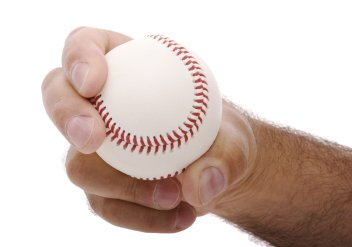 Start Out Trying This Curveball Grip