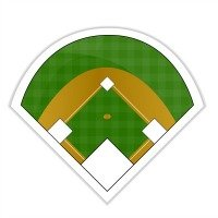 This is called a baseball diamond
