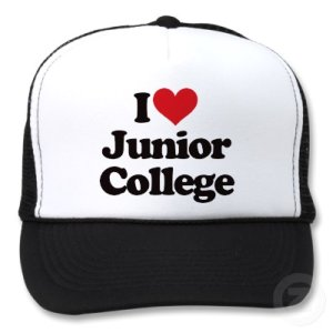Don't rule out a junior college